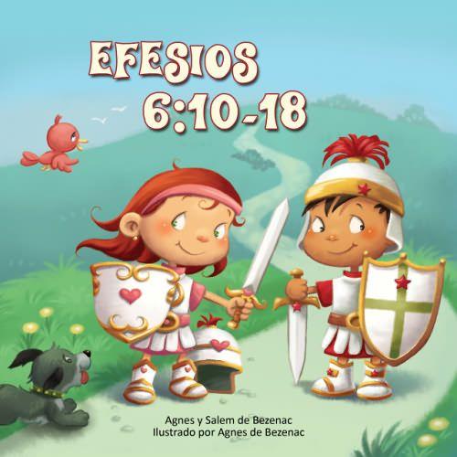 Los niños aprenderán acerca de la armadura protectora de Dios, y cómo aplicar este principio bíblico. Contiene ilustraciones que les facilitarán la comprensión de los versículos y de las aplicacion…