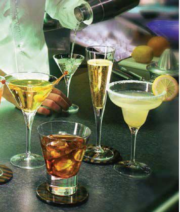 Calici e bicchieri x la ristorazione