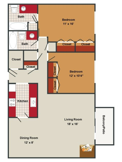 1 And 2 Bedroom Apt Homes For Rent. This Community Features Fireplaces, On  Site Laundry, Swimming Pool And Clubhouse. Our Community Is A Pet Friendly  And ...