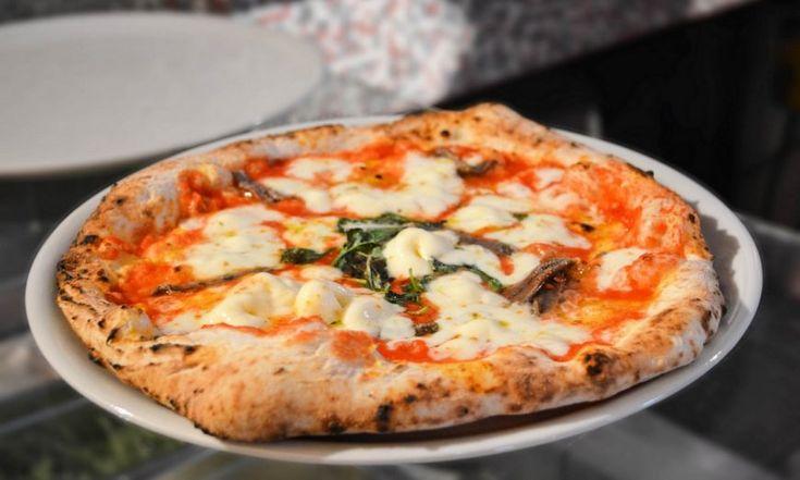 O'Scià Pizzeria Napoletana, le restaurant gluten free qui propose des spécialités italiennes  sans gluten à Paris. L'adresse est à retrouver sur @becausegus #sansgluten #glutenfree #restaurant #italien #pizza #paris
