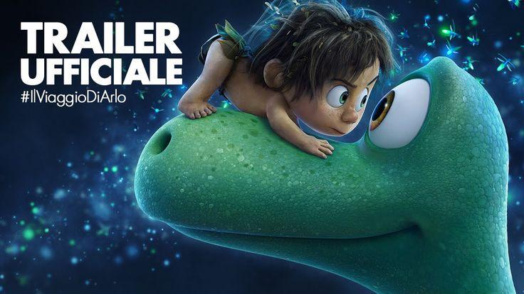 Disney•Pixar: Il Viaggio di Arlo - Nuovo Trailer Ufficiale Italiano   HD