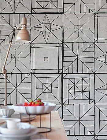 "Wall & Decò - Carte da parati per l'arredo contemporaneo  ""UpsideDown"" 2014"