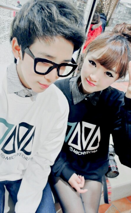 Korean Love couple Wallpaper : Korean Ulzzang couple Ulzzang couples Pinterest The o jays, couple and Korean couple