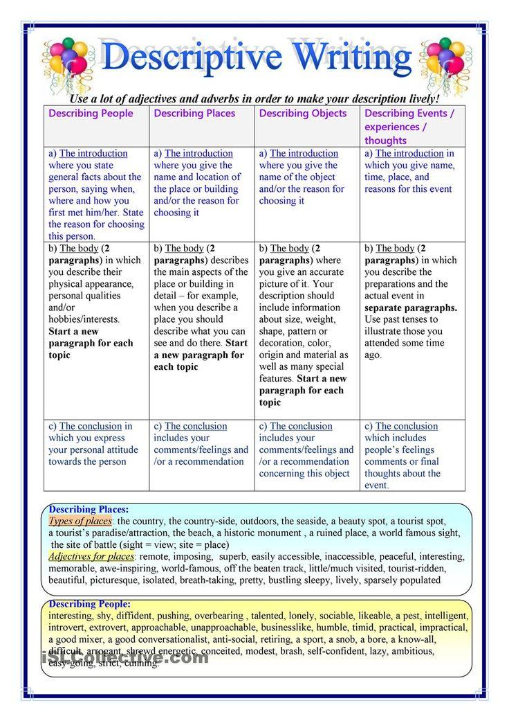 211 best les - engels u003d schrijven images on Pinterest Education - resume writing worksheet