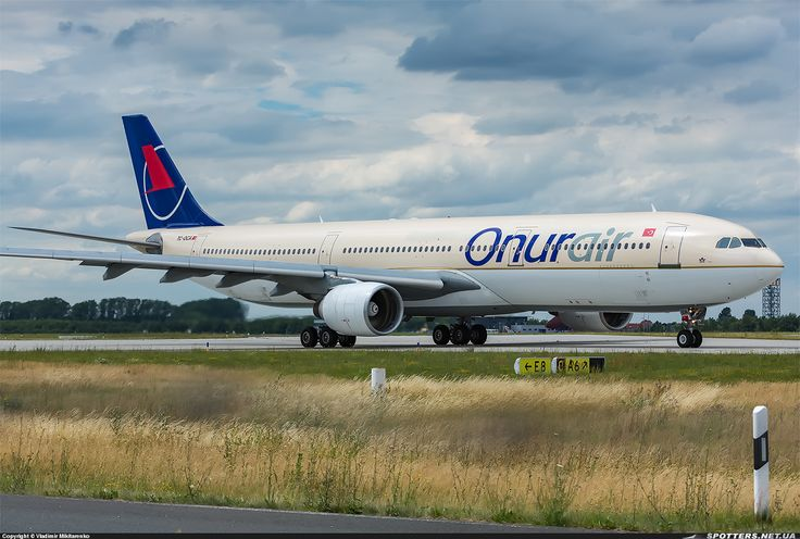 Spotters.Aero - Фото самолета (ID:110370) Onur Air Airbus A330-321 TC-OCA