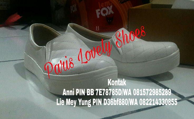 Makloon Sepatu Wanita Satuan (Paris Lovely Shoes) Kontak Anni PIN BB 7E78785D/WA 081572985289 Lie Mey Yung PIN D36bf880/WA 082214330855