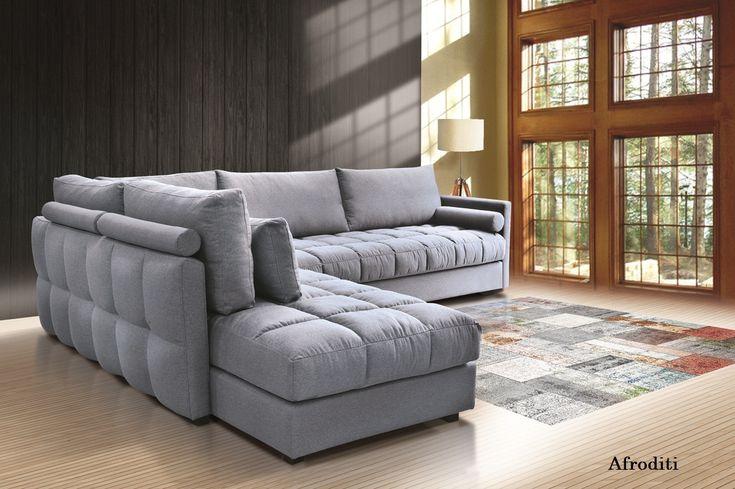 Αφροδίτη γωνιακός καναπές