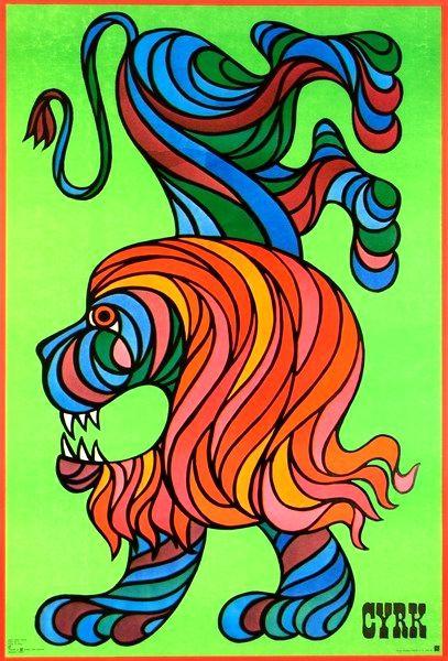 Hebert Hilscher, Cyrk, lew do góry nogami, REPRINT - 1978