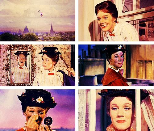 Mary Poppins; practically perfect in every way.
