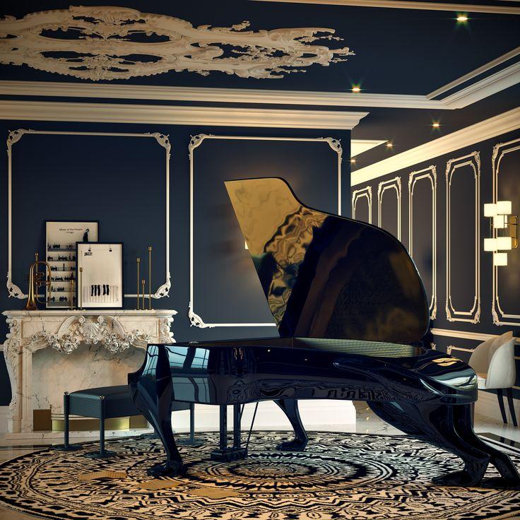 Associative Design present The Best of Portugal at the London Design Fair 2017 | Leopard piano by Fertini Casa