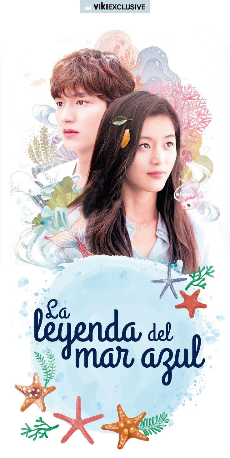 La Leyenda del Mar Azul - 푸른 바다의 전설 - Vea capítulos completos gratis con subs en Español - Corea del Sur - Series de TV - Viki