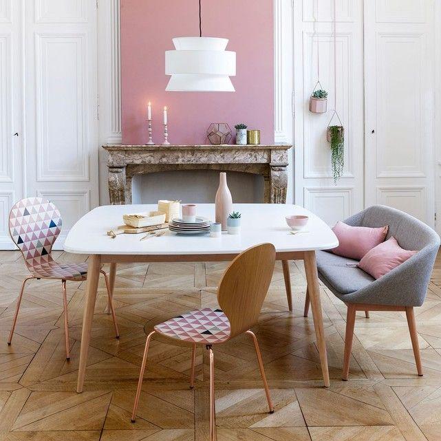 les 25 meilleures id es de la cat gorie table carr e 8 personnes sur pinterest table manger. Black Bedroom Furniture Sets. Home Design Ideas