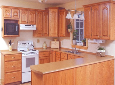 kitchen ideas oak cabinets golden oak kitchen cabinet kitchen design photos 19636