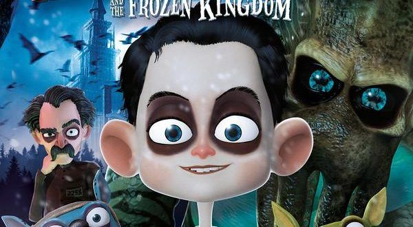 Howard Lovecraft and the Frozen Kingdom movie review http://ift.tt/2jmM2a4 #timBeta