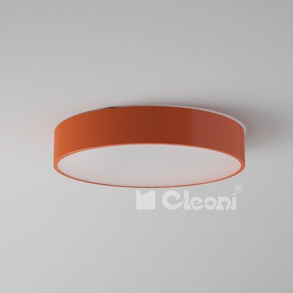 Lampy Cleoni  Aba 1600 Plafon - Cleoni - plafon nowoczesny    #design #promo #lamp #interior #Abanet #oświetlenie_Kraków #Cleoni  1267PP1AT2