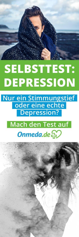Habe ich eine Depression? Der Test hilft dir dabei, es zu erkennen.