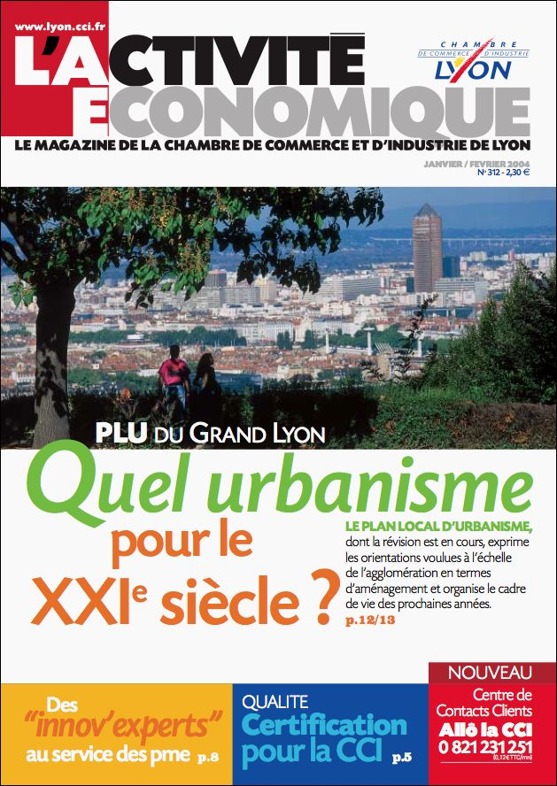 L'Activité Économique - CCI Lyon #jetudielacom