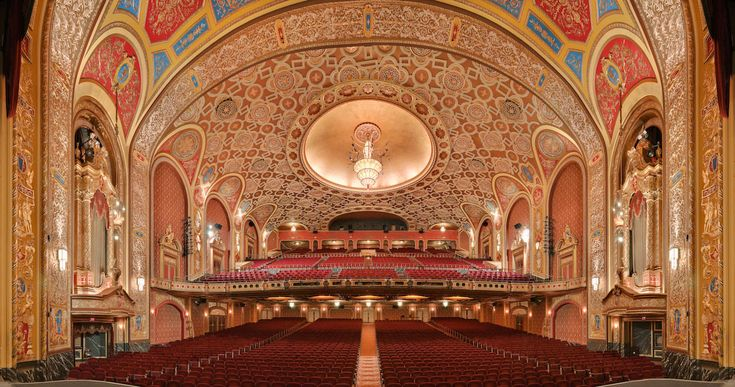 Movie Palaces In Rhode Island