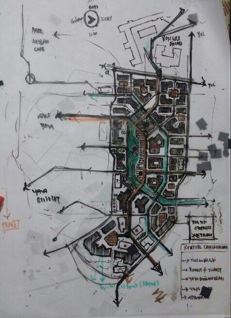 Erzurum Kongre Caddesi ve Etrafı 1/1.000 Kentsel Tasarım Plan Taslağı