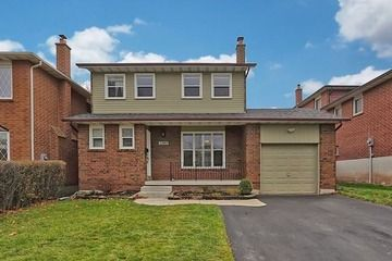 Detached 3 Bedroom Home Situated on Family friendly Street Oakville/Falgarwood Sold