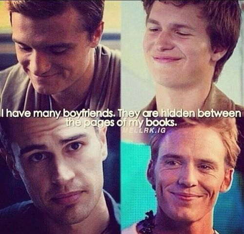 So so so so true!!! as well as Patch (Hush, Hush), Adrian and Dimitri (VA and Bloodlines), Xavier (Halo),