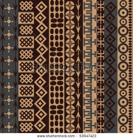 23 best images about African traditional pattern on ... Traditional African Patterns