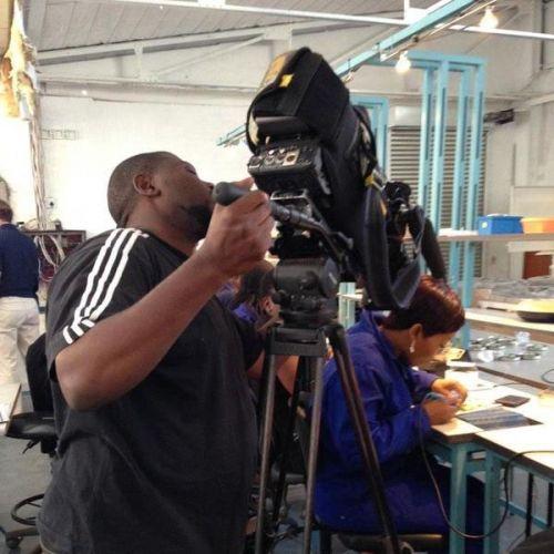 eNCA Interview at the Cosnol Solar Jar factory
