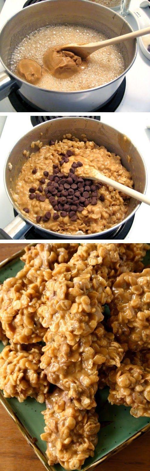 21 Golosinas fáciles y divertidas que puedes hacer con cereales