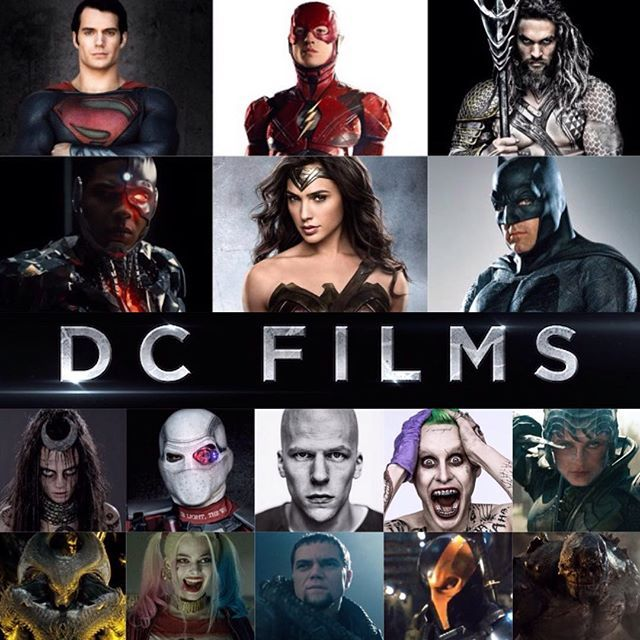 Heroes and Villains of the DCEU #marvel#dc#avengers#justiceleague#lukecage#agentsofshield#ghostrider#arrow#flash#supergirl#superman#legendsoftomorrow#logan#wolverine#x23#xmen#doctorstrange#ironfist#daredevil#punisher#defenders#batman#suicidesquad#wonderwoman#spiderman#spidermanhomecoming#guardiansofthegalaxy#guardiansofthegalaxyvol2