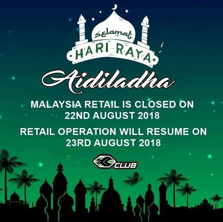 Xclub Malaysia Management Staff Wishing To All Muslim Selamat Hari Raya Aidiladha Malaysia Image Muslim