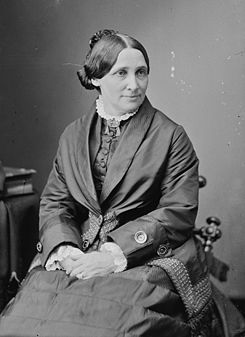 Lucy Webb Hayes (1831-1889) As First Lady, Hayes brought her zeal for temperance to the White House and supported her husband's ban of alcoholic beverages. The Women's Christian Temperance Union hailed her policy and in gratitude commissioned a full-length portrait of her, which now hangs in the White House. She also instituted the custom of conducting an Easter egg roll on the White House lawn.