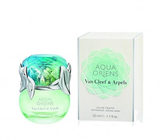 Van Cleef & Arpels    Acqua Oriens in edizione limitata