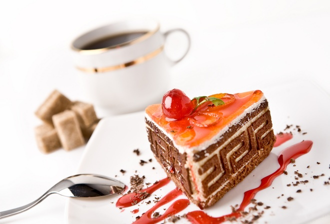 it is fashionable to be on a diet?)))