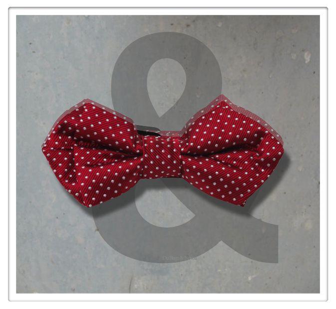 02 Polka dot Red&White