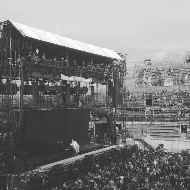 Epic Firetruck's Rammstein ~ Festival De Nimes, Nimes, France - Photo by Emil Magnusson ~