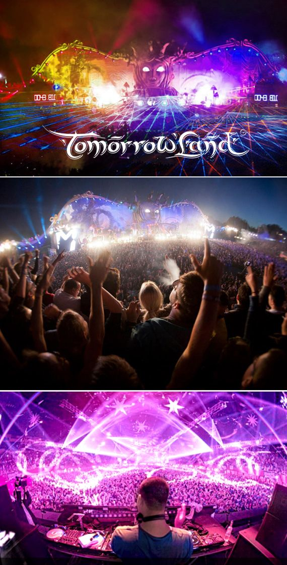 Tomorrowland 2014 - Belgium I NEED TO GO, voted best music festival in the WORLD!!