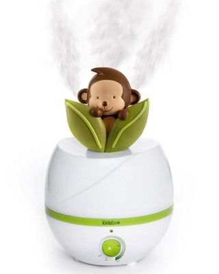 Ultrasonic Cool Mist Monkey Humidifier