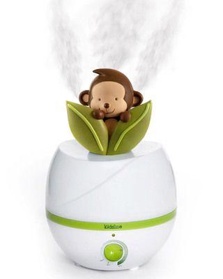 Ultrasonic Cool Mist Monkey Humidifier
