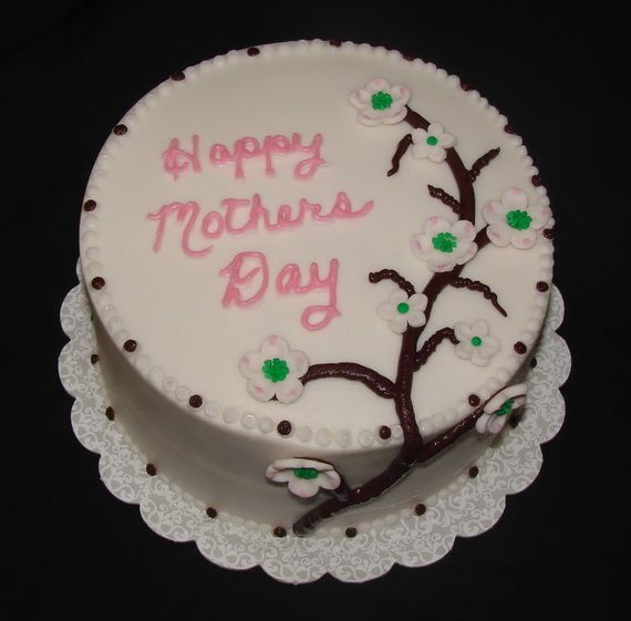 Cake Design For Mother : 17 Best images about mothers day cakes on Pinterest ...