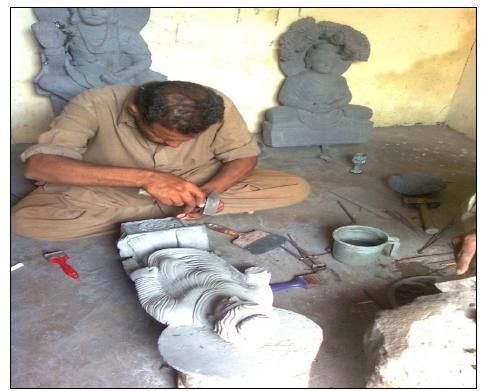 Sculptors and stone carvers