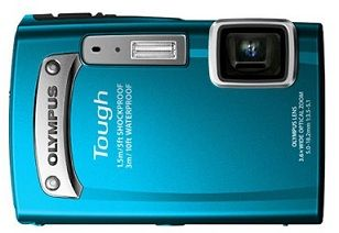 Olympus TG-320 14 MP Tough Series Waterproof Camera Review