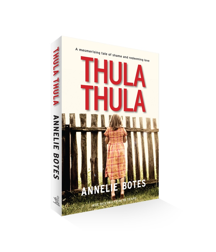 Thula Thula - book cover for Annelie Botes