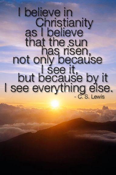 C. S. Lewis: God Will, Lewis Quotes, Faith, Jesus, C.S. Lewis Christian, Cs Lewis, Favorite Quotes, Christian Humor, C S Lewis