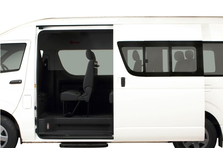 Toyota Auto2000 Hiace Slide Door Type Commuter
