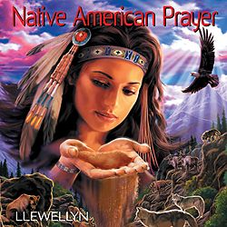 CD:Native American Prayer Gentle and sensitive Native American wood flutes create a beautiful album of music to soothe and calm the mind, body and spirit. Produced by award winning recording artist Llewellyn, Native American Prayer seeks to bring to the listener a state of peace and happiness.