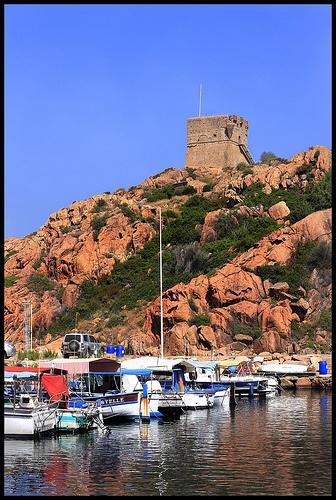 Porto, Corsica