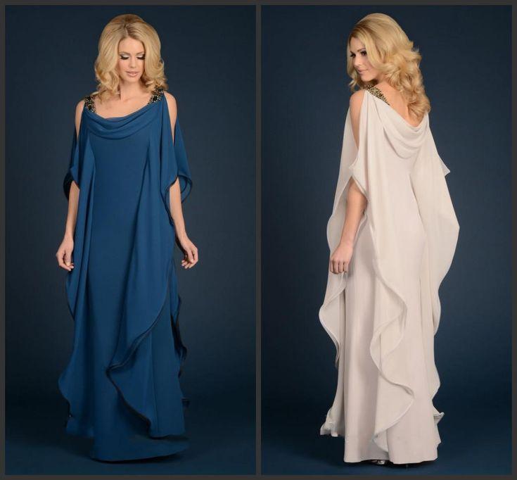 Cheap Dresses 2014 New Arrival Loose Arabic Kaftan Scoop Sheath Floor Length Beads Chiffon Evening Gown Prom Pregnant Women Dresses Designer Dresses From Gesimanada, $138.85  Dhgate.Com
