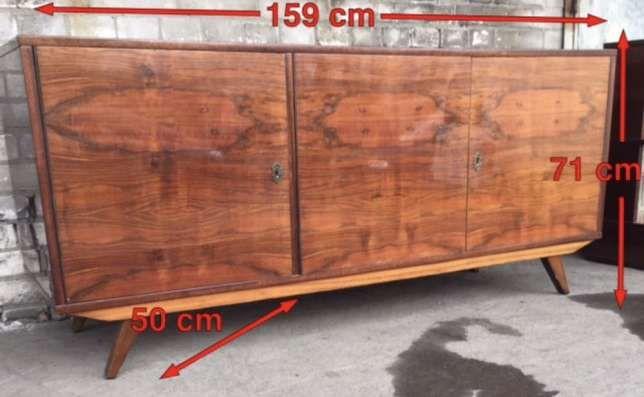 399 zł: Komoda z lat 60, zapraszamy do naszego sklepu http://m.facebook.com/M4A.Meblowe4Alternatywy.Furniture/