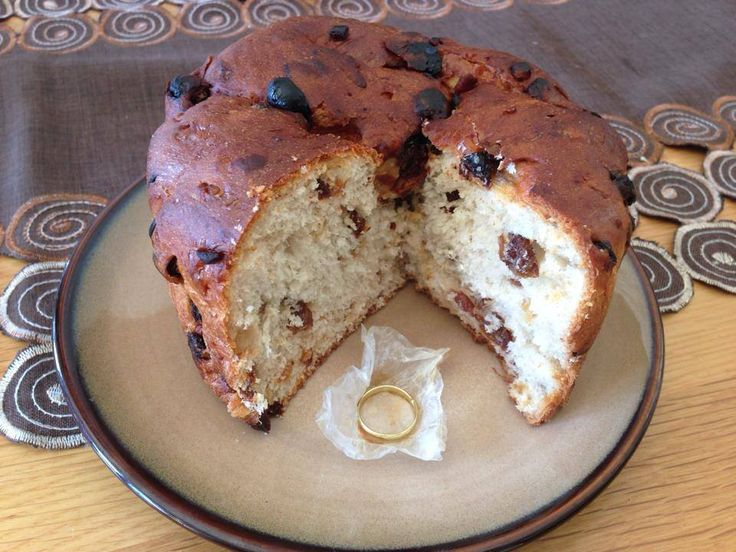 Barmbrack is the centre of an Irish Halloween custom. The Halloween Brack traditionally contained various objects baked into the bread and was used as a sort of fortune-telling game. If a person found the ring in the brack, that person would be wed within the year.