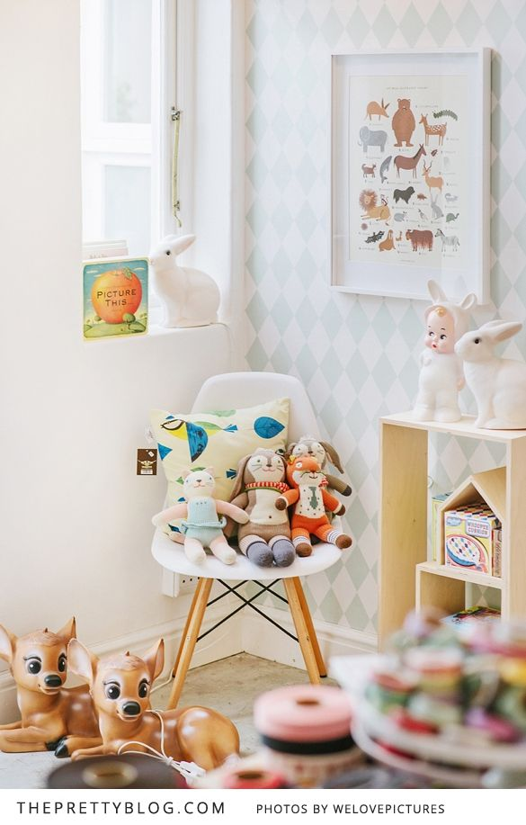 I want to live in this store!!!  Blabla kids. In Good Company Cape Town {Shop Tour} | {} | The Pretty Blog